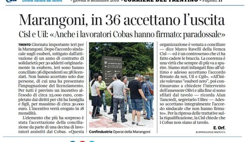 Marangoni IMM 8(9)16