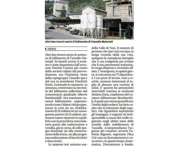 Tassullo IMM 2(9)16