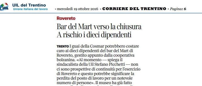Bar del Mart