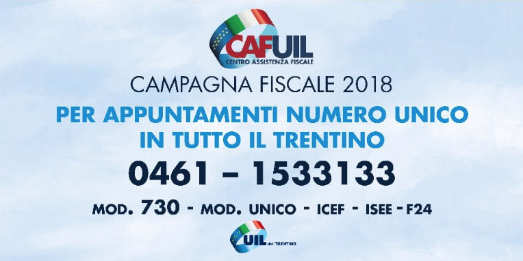 campagna fiscale 2018